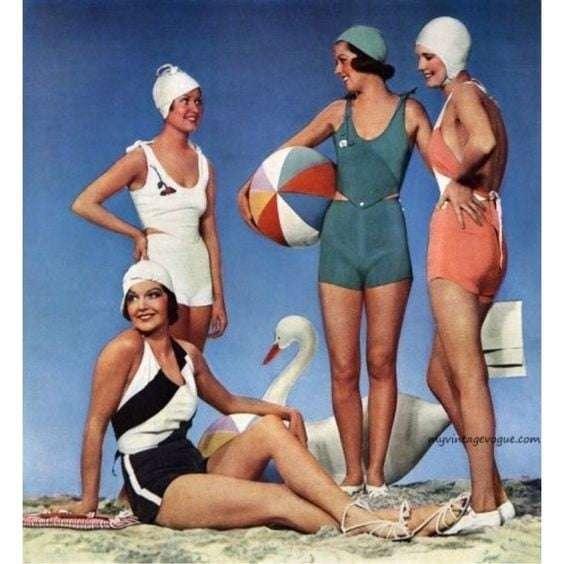 933 swimwear #30sfashion#30sstyle #1930ssfashion #1930sstyle #thirtiesstyle #thirtiesfashion #1930sfashion #1930sstyle #193