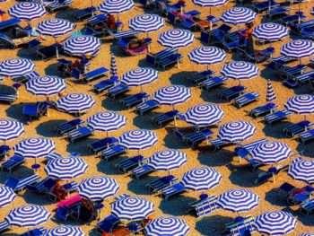 Beach Umbrellas Med